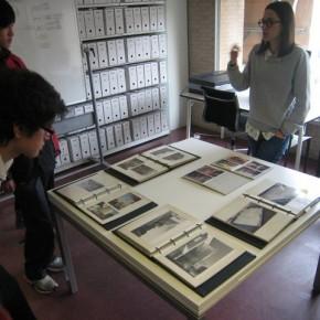 La tècnica de catalogació ens mostra un dels espais de treball