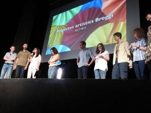 16 de juny Presentació projectes artístics