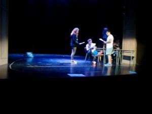 Estrena de Para-noia a la Sala Beckett