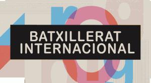 Batxillerat Internacional: preinscripció a les proves
