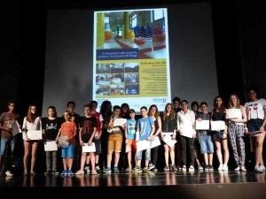 Presentació dels projectes artístics i d'innovació del Broggi