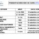 Calendari de presentacions d'inici de curs