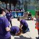 Participació al concurs de Tècniques assistencials i de rescat per a alumnes de TES