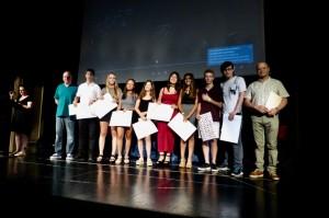 Graduació 4t d'ESO promoció 2013-2017