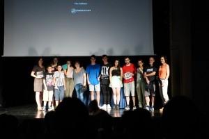 Presentació al Broggi del film La distància