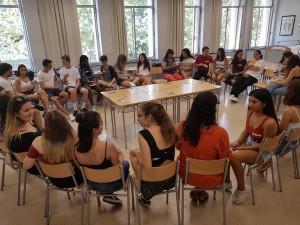 Al Broggi, els cicles formatius ja hem començat les classes