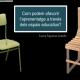 Com podem afavorir l'aprenentatge a través dels espais educatius