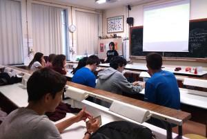 Qui fa què: un taller de sensibilització amb la Fundació Vicente Ferrer
